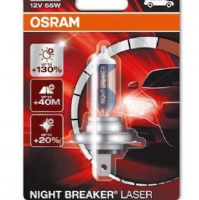 Bulbs - Headlamp - Nightbreaker Laser 1st gen